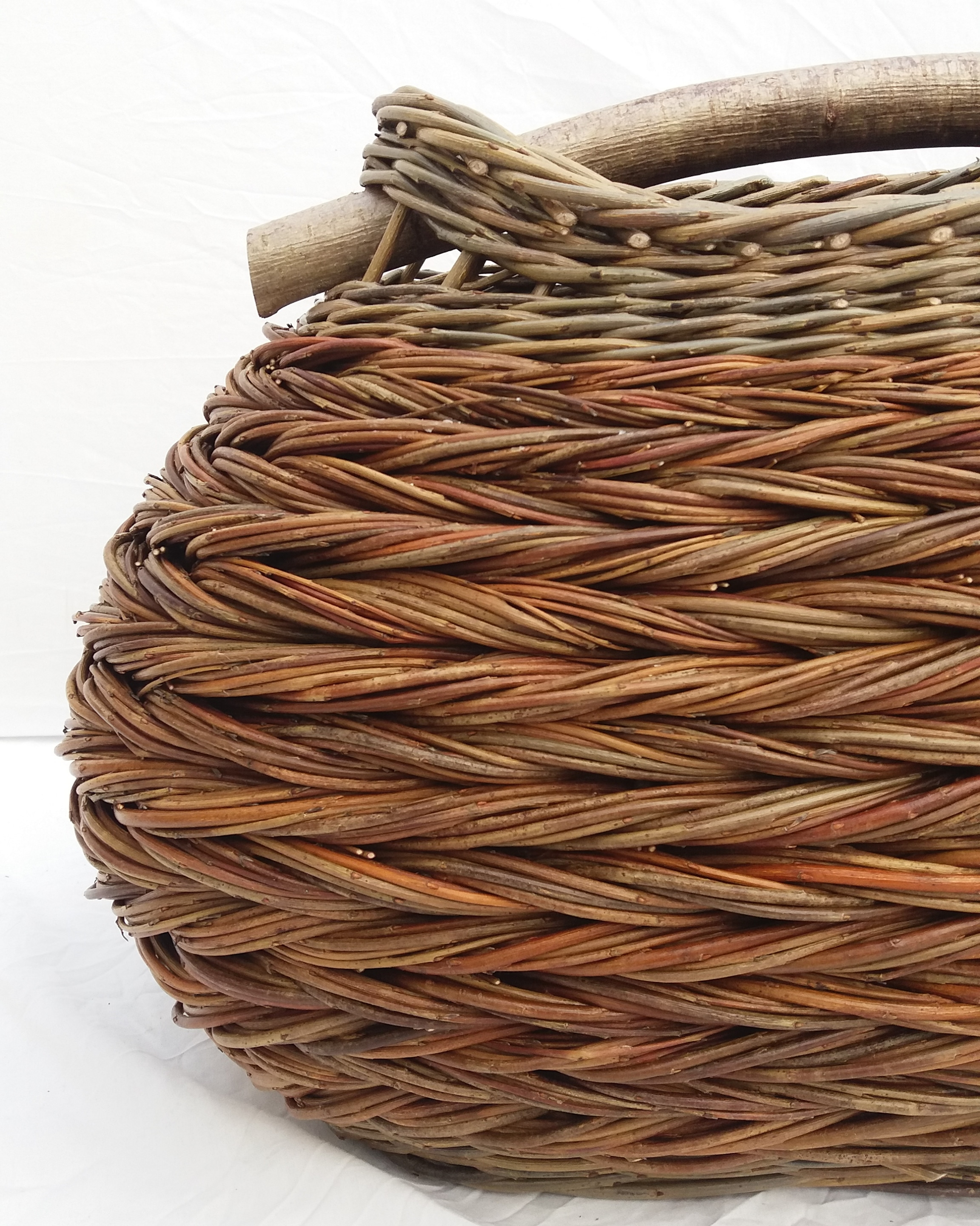 Contemporary Baskets for Houghton Hall , The Stables. Norfolk By Design 2019