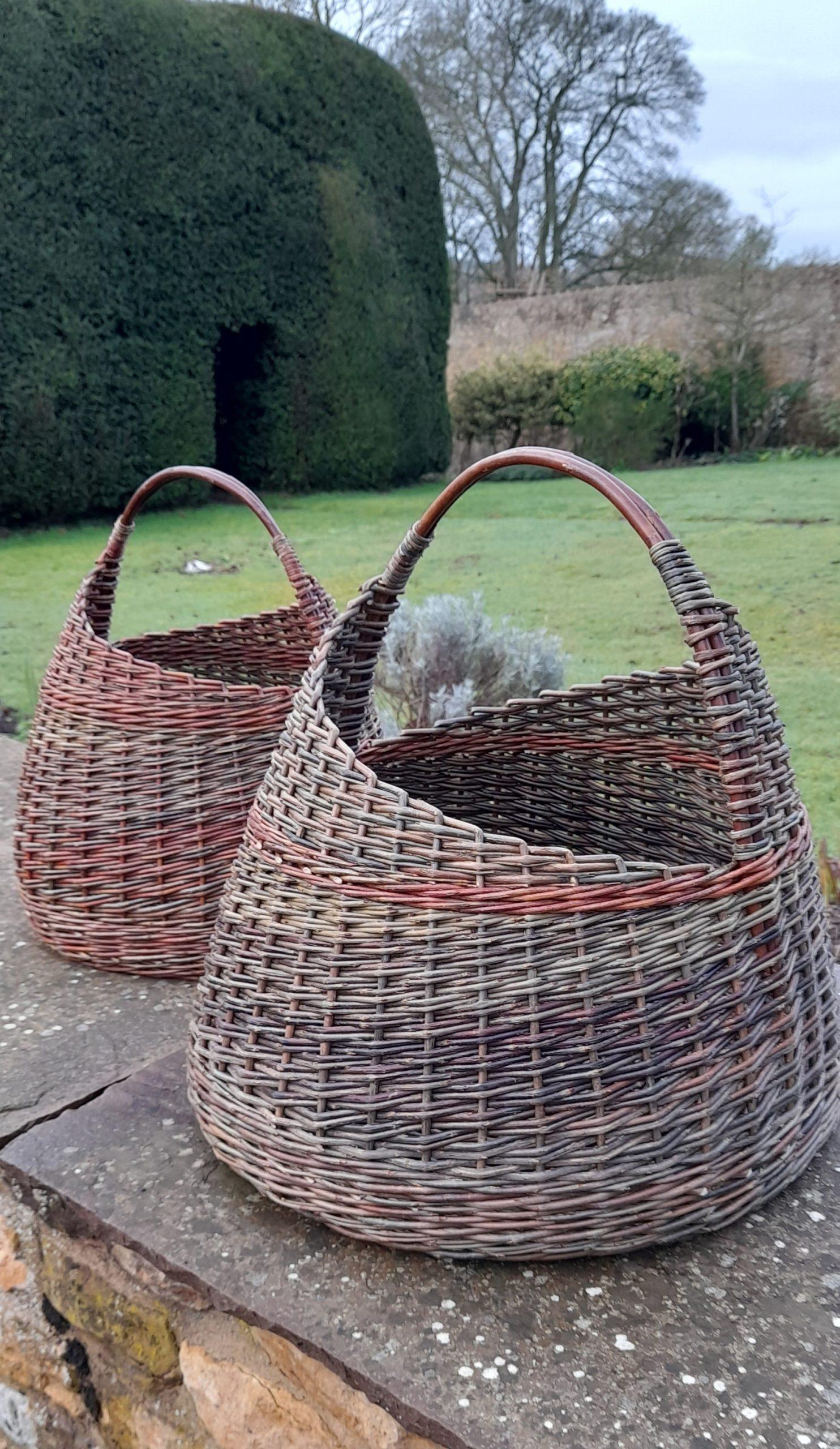 Asymmetric baskets